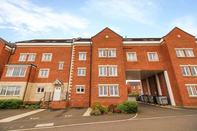 2 Bedrooms Flat for rent in Loansdean Wood, Morpeth