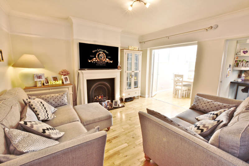 2 Bedrooms Ground Maisonette Flat for sale in Briar Road, Watford