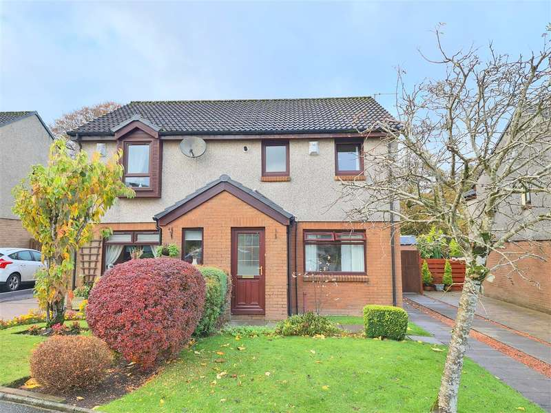 3 Bedrooms Semi Detached House for rent in Harris Close, Glasgow