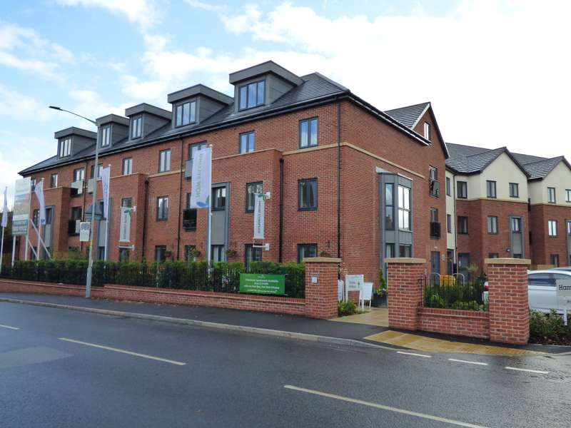 2 Bedrooms Apartment Flat for rent in Apt 36 Hampson Court, Commercial Road, Hazel Grove, Stockport, SK7
