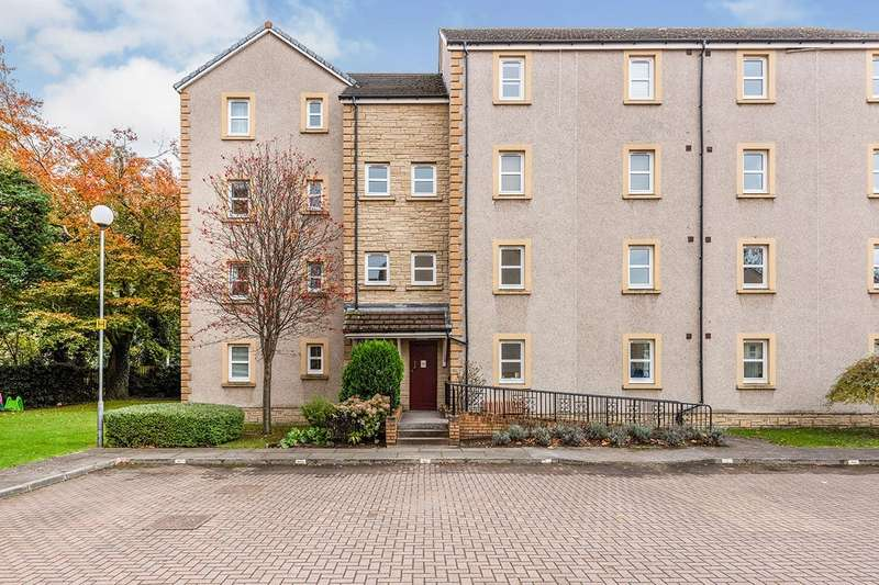 1 Bedroom Flat for sale in Provost Kay Park, Kirkcaldy, KY1