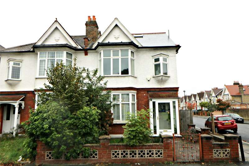 5 Bedrooms End Of Terrace House for sale in Thornsbeach Road, Catford, London, SE6