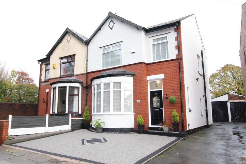3 Bedrooms Semi Detached House for sale in Walter Scott Avenue, Wigan
