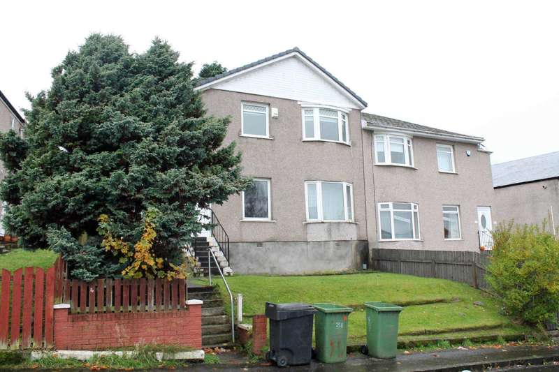 2 Bedrooms Flat for rent in Crofthill Road, Glasgow, G44 5NN