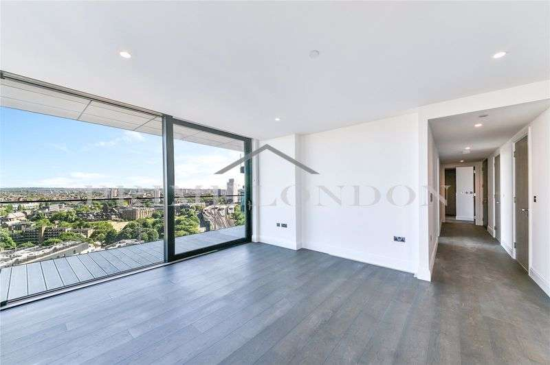 2 Bedrooms Property for sale in The Dumont, 27 Albert Embankment, London