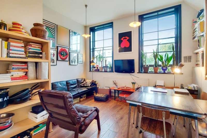 2 Bedrooms Flat for rent in Balcorne Street, Victoria Park, E9