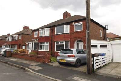 3 Bedrooms Semi Detached House for rent in Earlston Avenue; Dane Bank; M34