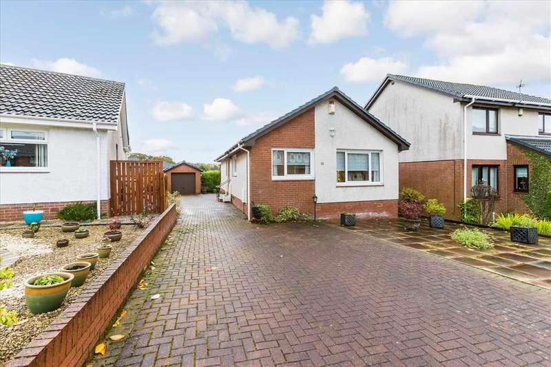 3 Bedrooms Bungalow for sale in Bishopdale, Stewartfield, EAST KILBRIDE