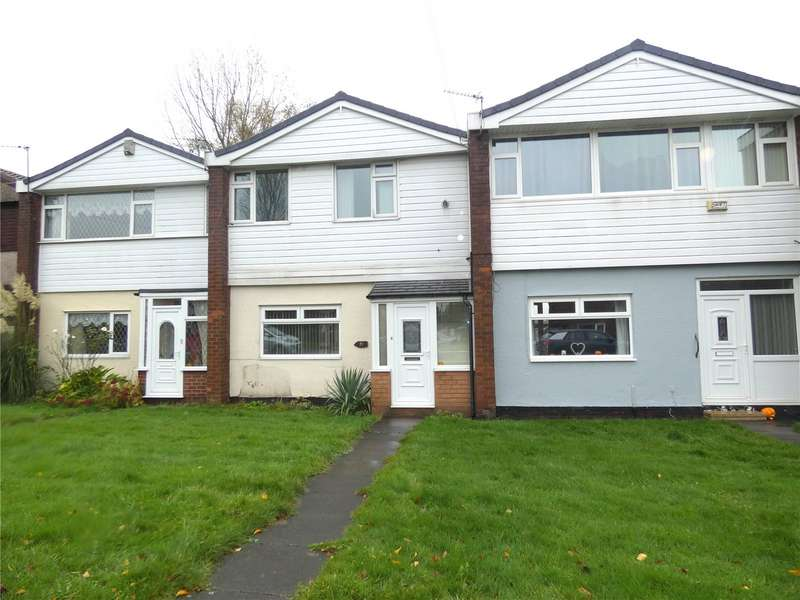 2 Bedrooms Terraced House for sale in Mossfield Road, Kearsley, Bolton, Greater Manchester, BL4