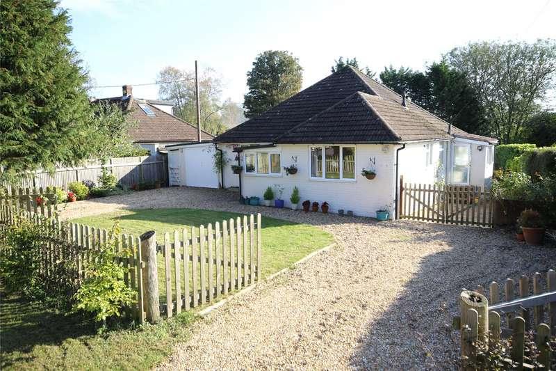 3 Bedrooms Detached Bungalow for sale in Paice Lane, Medstead, Alton, Hampshire, GU34