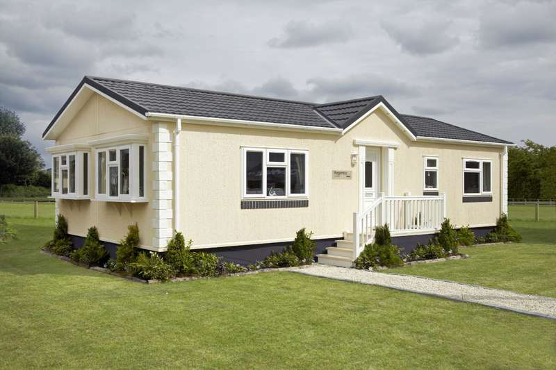 3 Bedrooms Park Home Mobile Home for sale in Greenacres Park, Spilsby Road, Horncastle, LN9 6NJ