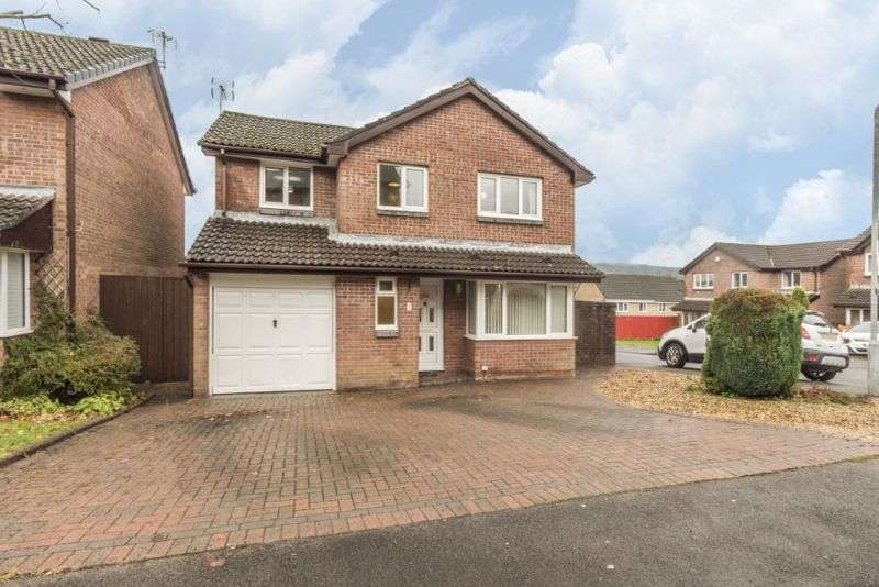 4 Bedrooms Property for sale in Pontymason Close Rogerstone, Newport