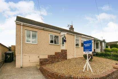 3 Bedrooms Bungalow for sale in Glas Coed, Llandudno Junction, Conwy, North Wales, LL31