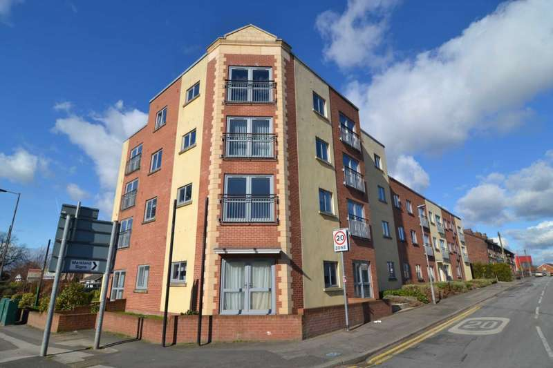 1 Bedroom Flat for rent in White Cross Court, Newton Le Willows