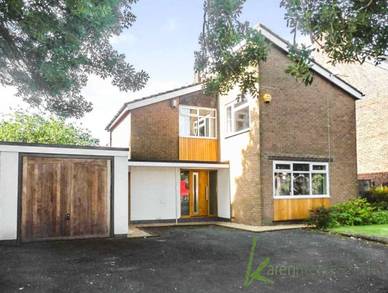 3 Bedrooms Detached House for sale in Bury Road, Bolton