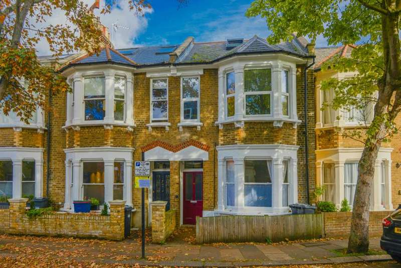 3 Bedrooms Flat for sale in Duke Road, Chiswick W4