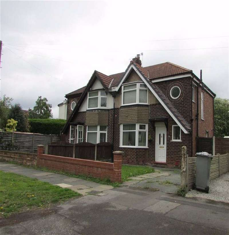 3 Bedrooms Semi Detached House for rent in Lansdowne Road North, Manchester