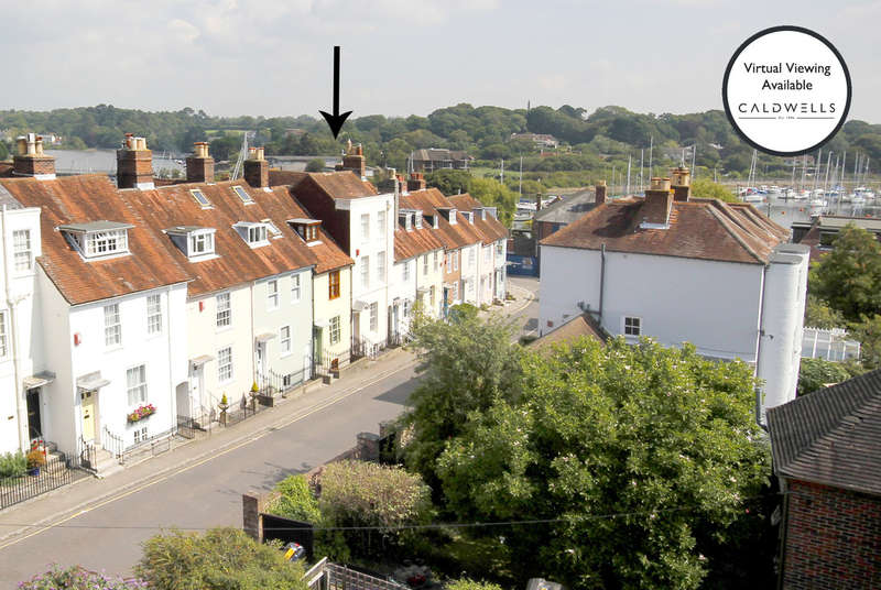 4 Bedrooms Town House for sale in Nelson Place, Lymington, Hampshire