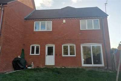 3 Bedrooms Terraced House for rent in Newark Green, Warndon Village