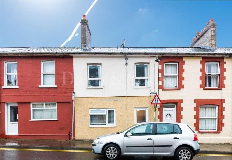 2 Bedrooms Flat for sale in Marine Street, Cwm, Ebbw Vale, Blaenau Gwent. NP23 7SS