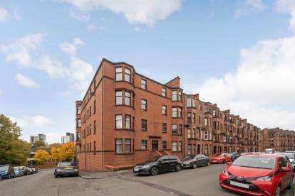 2 Bedrooms Flat for sale in Kennoway Drive, Thornwood, Partick, Glasgow