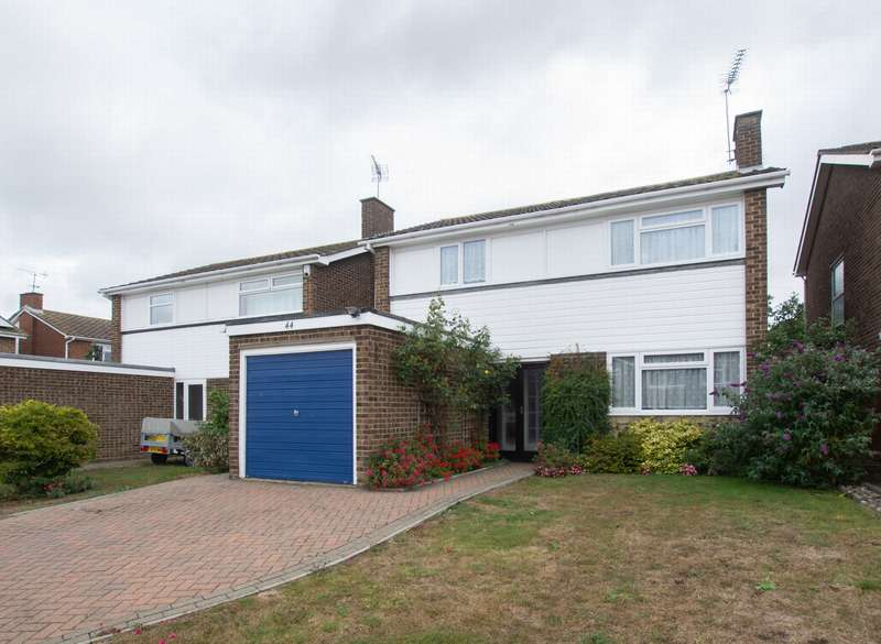 4 Bedrooms Detached House for sale in Beaumanor, Herne Bay, CT6
