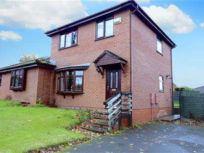 3 Bedrooms Semi Detached House for sale in Goodwood Drive, Oldham