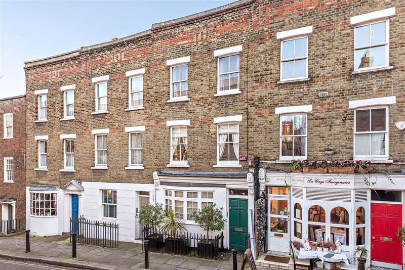 3 Bedrooms House for rent in Flask Walk, Hampstead Village, NW3