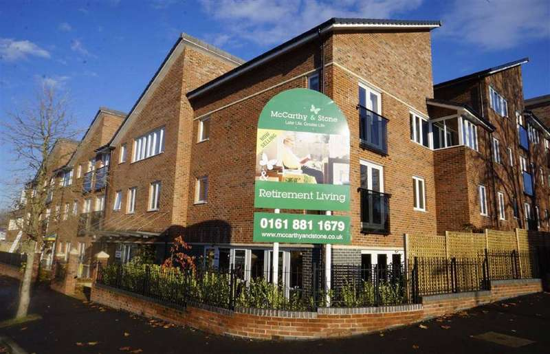 1 Bedroom Apartment Flat for sale in Albany Road, Chorlton, Manchester, M21