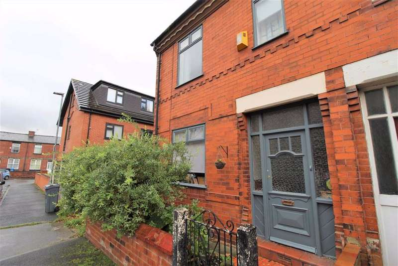 3 Bedrooms End Of Terrace House for sale in Greystoke Avenue, Manchester