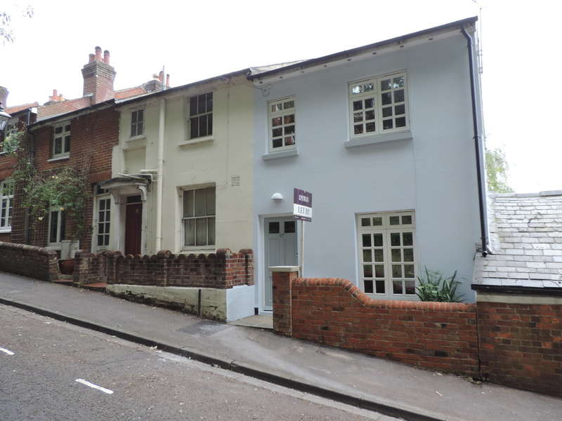 4 Bedrooms Terraced House for rent in Clifton Road, Winchester
