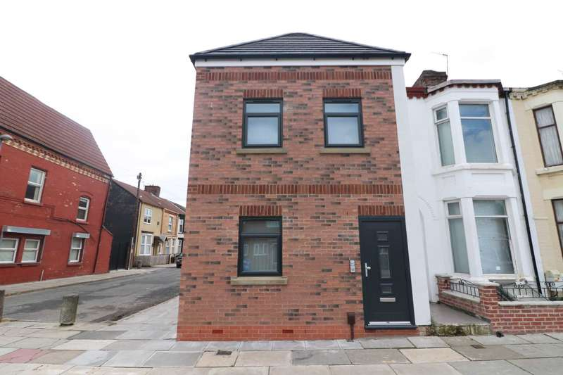 5 Bedrooms Terraced House for rent in Boaler Street, Liverpool