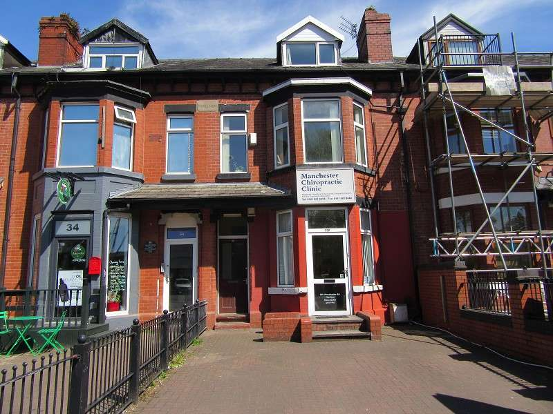 3 Bedrooms Flat for rent in Manchester Road, Chorlton, M21