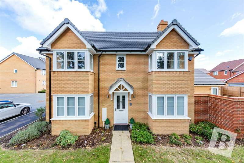 3 Bedrooms Detached House for sale in Pippin Road, Ongar, CM5