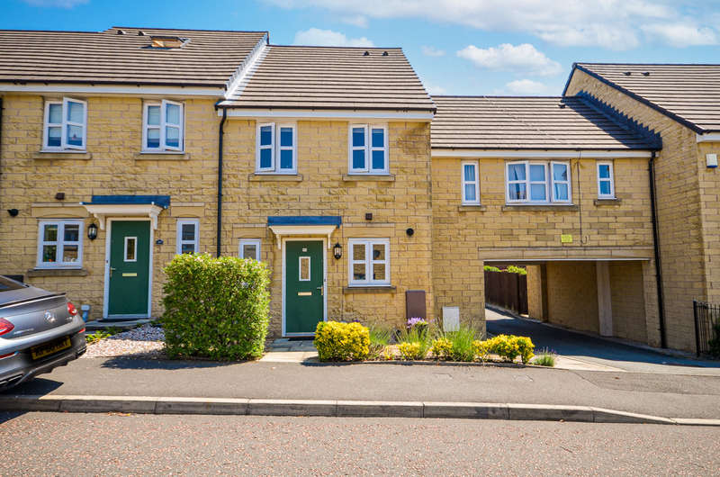 2 Bedrooms Town House for sale in Fitzgerald Drive, Woodland Park, Darwen