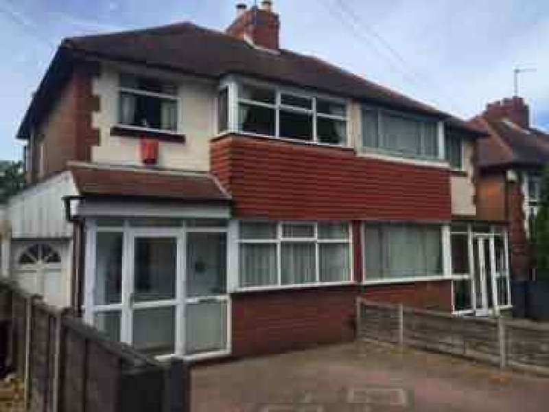 2 Bedrooms Semi Detached House for rent in Atlantic Road,Great Barr,B44