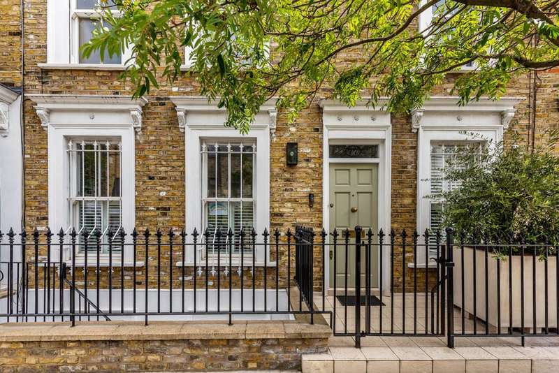 5 Bedrooms House for rent in Waterford Road, Moore Park Estate, SW6
