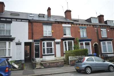 3 Bedrooms House for rent in South View Road, Sharrow, S7 1DE