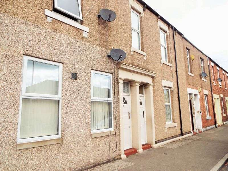 2 Bedrooms Property for rent in Howdon Road, North Shields