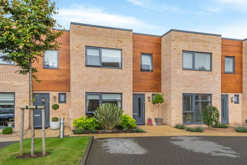 3 Bedrooms Town House for sale in Leckhampton Place, Leckhampton, Cheltenham, GL53