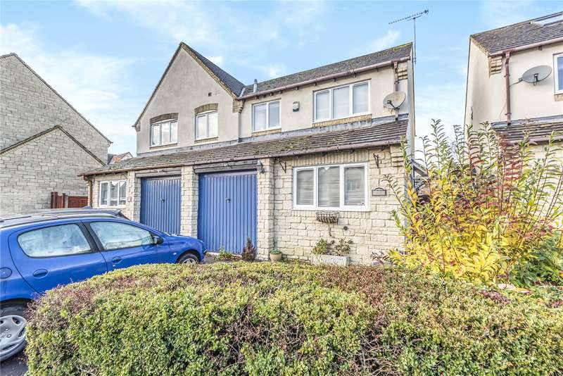 3 Bedrooms Semi Detached House for sale in Lark Rise, Chalford, Stroud, GL6