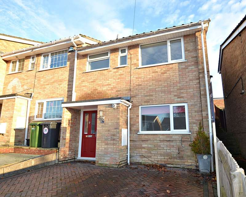 3 Bedrooms End Of Terrace House for rent in Chandlers Ford