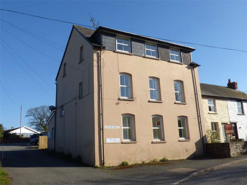 2 Bedrooms Apartment Flat for rent in Lower House, Bronllys, Brecon, Powys, LD3 0LG