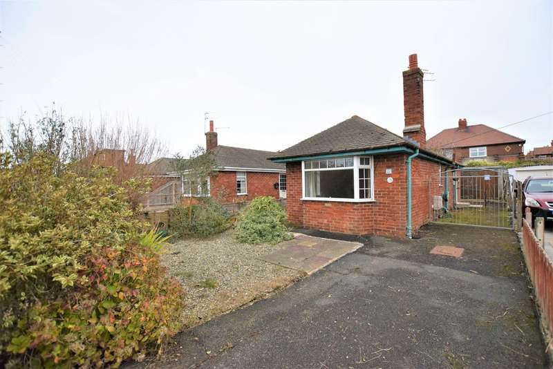 2 Bedrooms Semi Detached Bungalow for sale in Ettrick Avenue, Fleetwood
