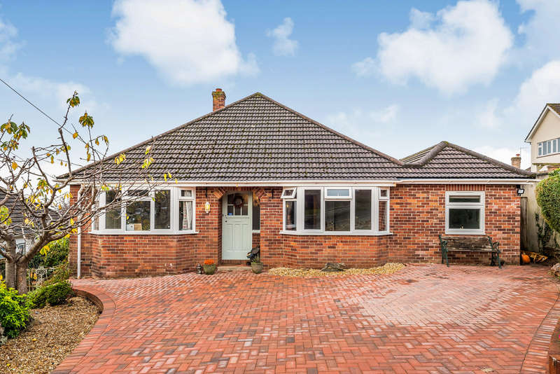 4 Bedrooms Detached Bungalow for sale in Fir Tor Avenue, Wells