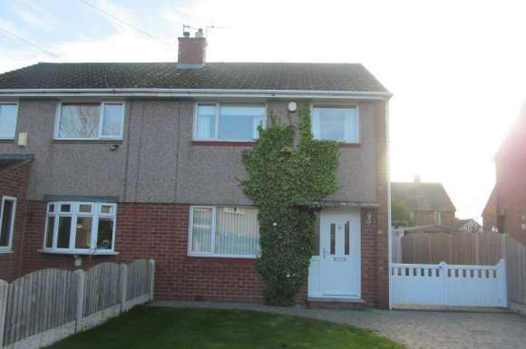 3 Bedrooms Semi Detached House for rent in Chertsey Bank, Carlisle, CA1