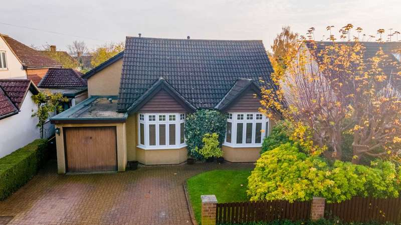 4 Bedrooms Detached House for sale in Common View, Letchworth Garden City, SG6 1BZ