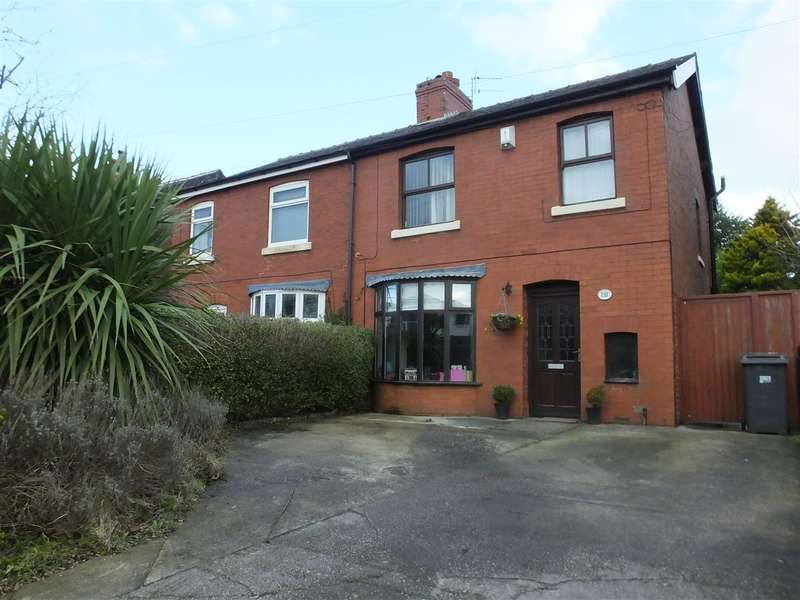 3 Bedrooms Semi Detached House for rent in Canberra Road, Leyland