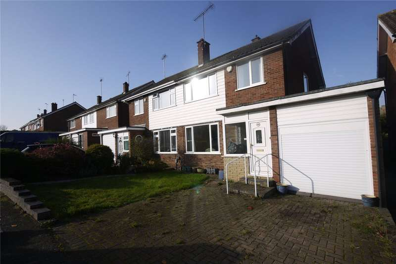 3 Bedrooms Semi Detached House for sale in Longfields, Ongar, Essex, CM5