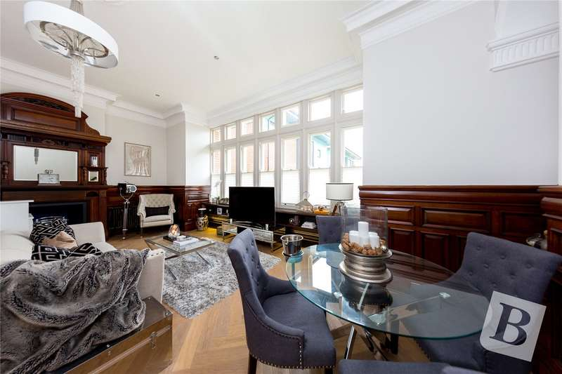2 Bedrooms Apartment Flat for sale in The Grange, 4 Wildcary Lane, Harold Wood, RM3